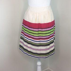 Loft Colorful Skirt